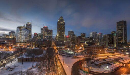 Montreal Niagara Falls Canada Packages