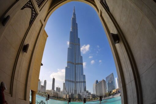 Dubai Burj Khalifa Packages