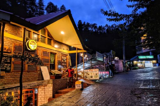 Manali Shimla Packages