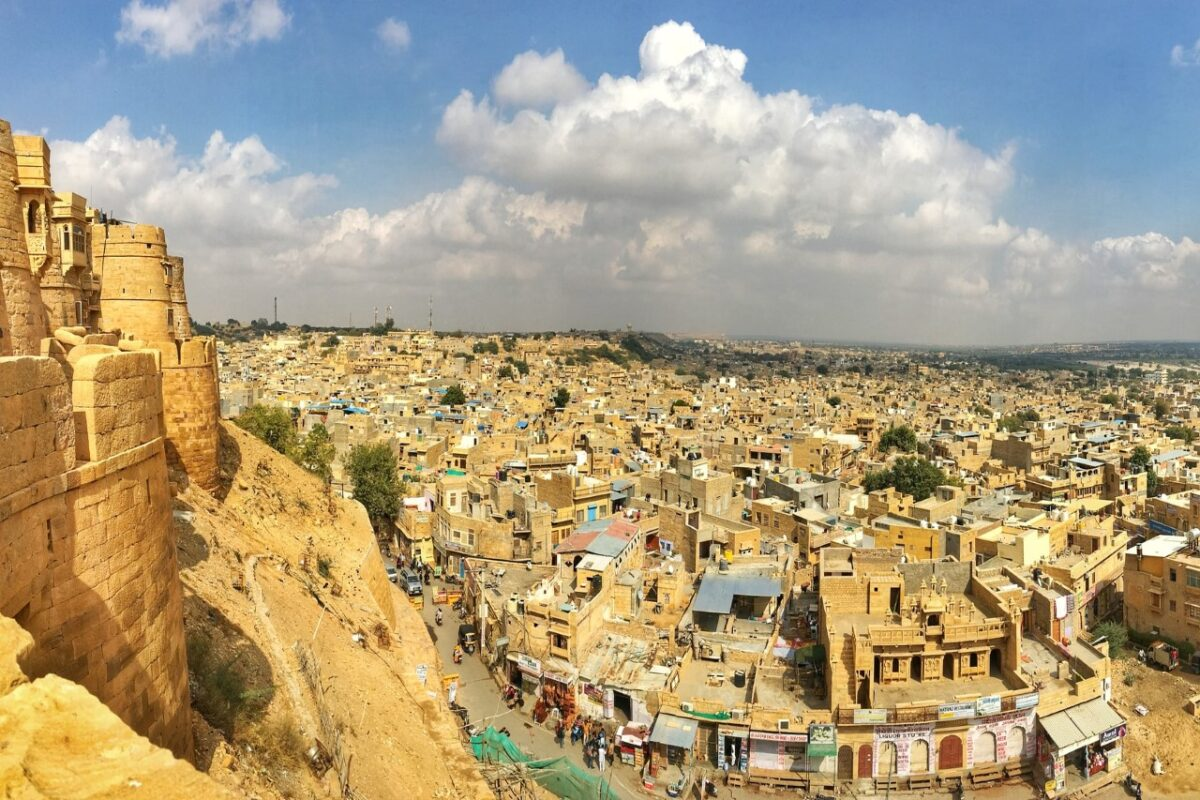 Jaisalmer Jodhpur Packages