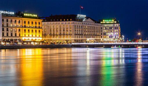 Geneva Zurich Packages