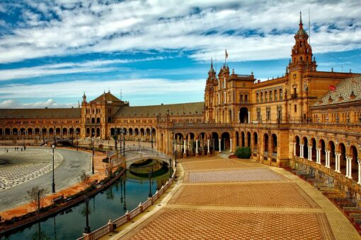 Granada Seville Spain packages