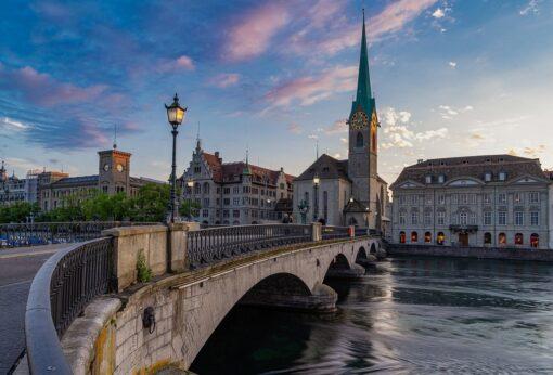Zurich Paris Packages