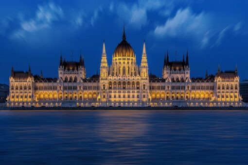 Budapest Vienna Packages