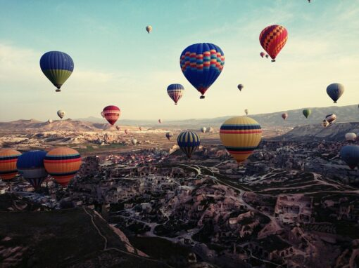 Turkey Hot Air Ballooning Packages