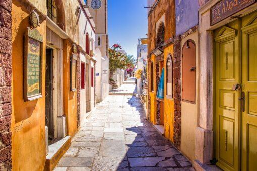 Greece Santorini Honeymoon Packages
