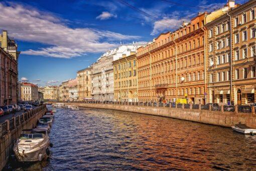 Russia Saint Petersburg Packages