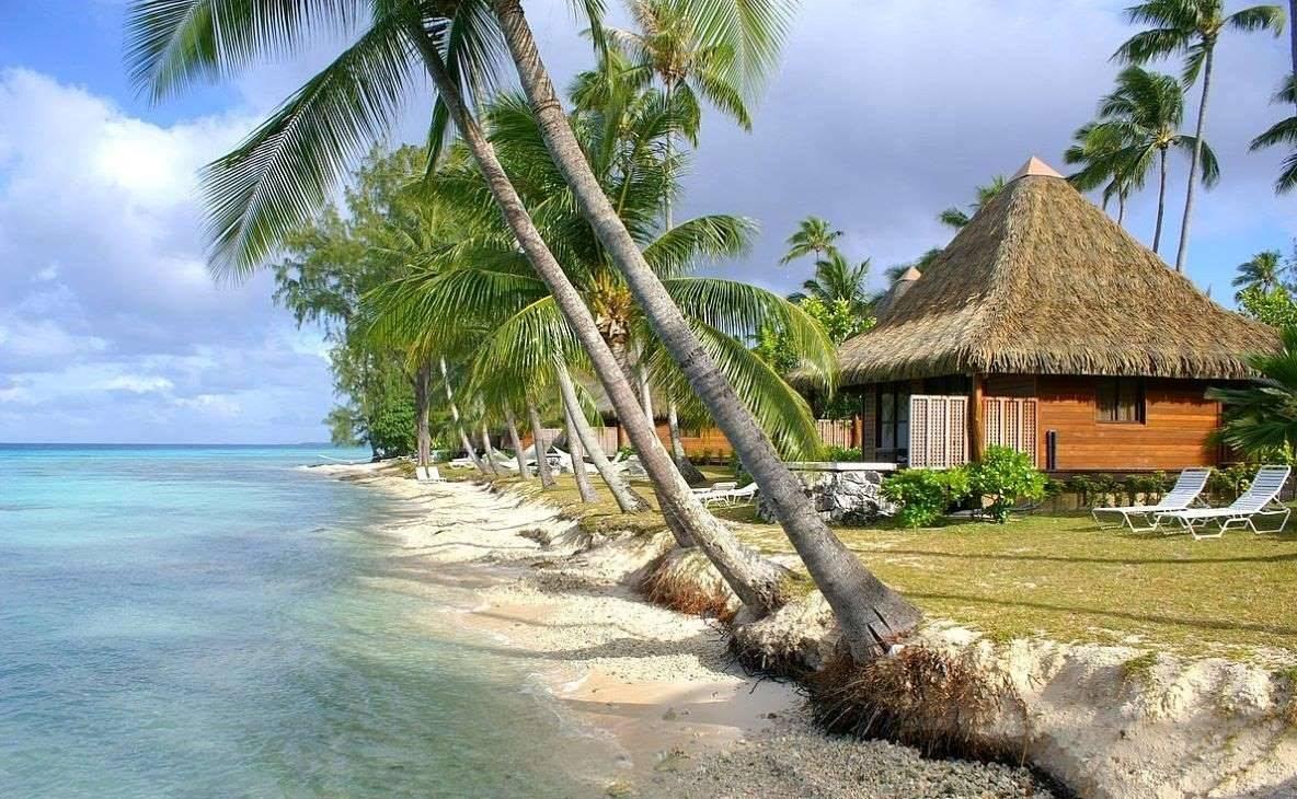 Polynesia Rangiroa